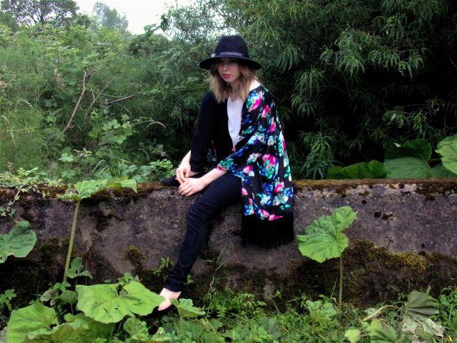 Butterick 6176 Kimono